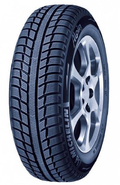 Michelin ALPINA3 pneumatiky