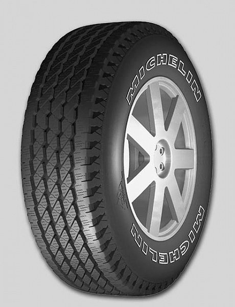 Michelin CROSSTERRAIN lastik