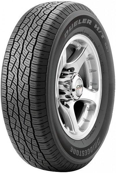 Bridgestone D687 pattern