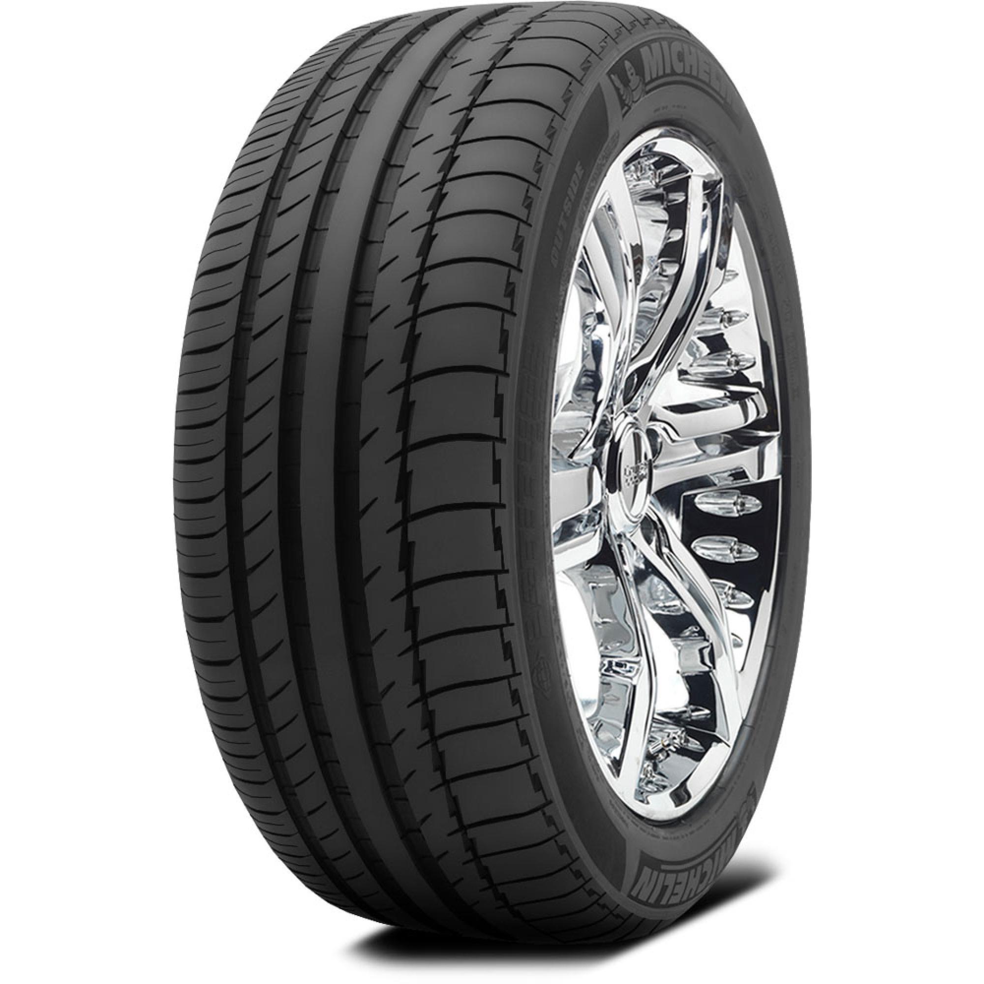 Michelin LATITUDESPORT pneumatiky