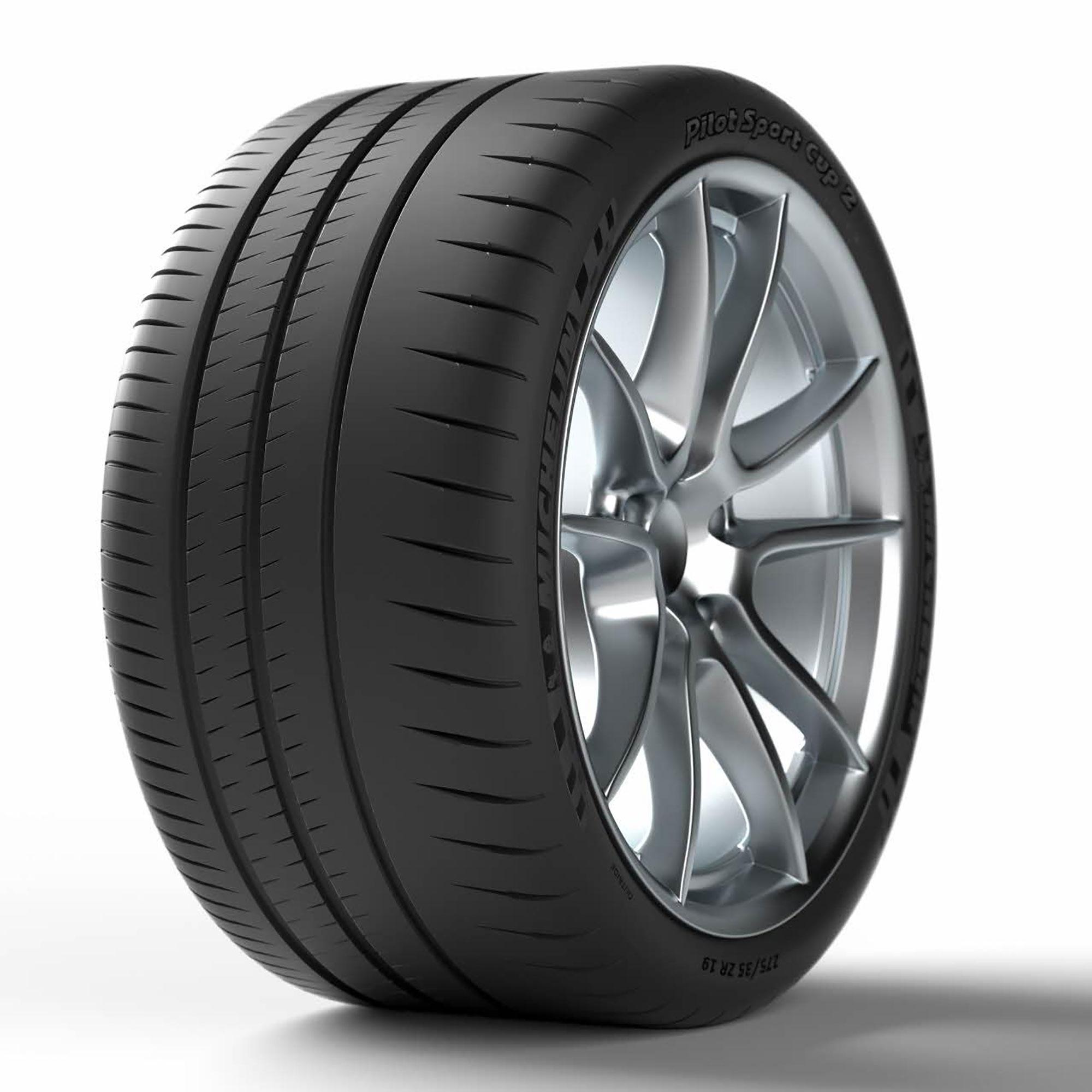 Michelin PILOTSPORTCUP2 pneumatiky