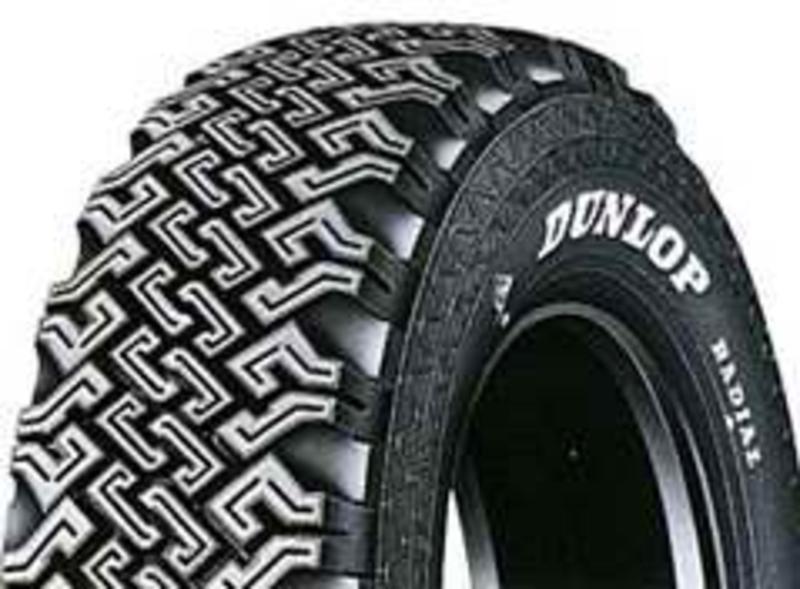 Dunlop SP44J anvelope