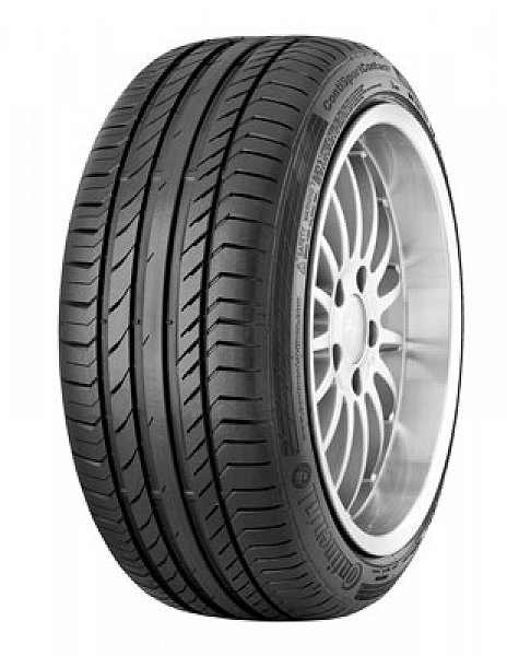 Continental SPORTCONTACT5 pneumatika