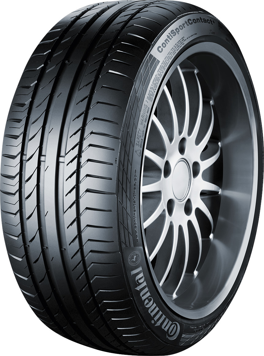 Continental SPORTCONTACT5P pneumatika